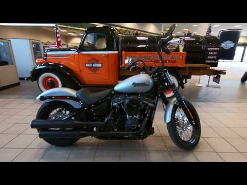 2020 Harley-Davidson Street Bob FXBB
