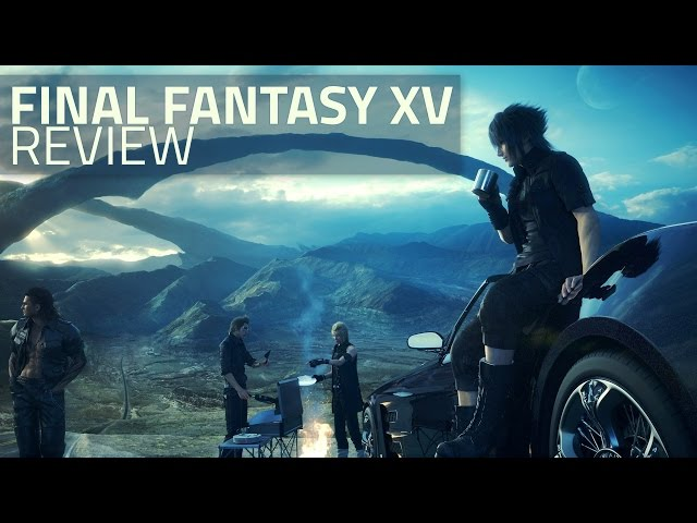 Final Fantasy XV Windows Edition Unlock Time, System