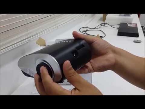 Mini Proyector Led Portatil HD