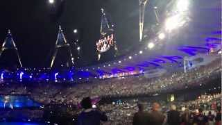 Gambar cover London 2012 Olympics Opening Ceremony - James Bond & The Queen