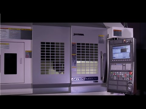 Okuma GENOS M560-V Vertical Machining Center