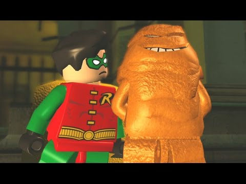 Gameplay de LEGO Batman: The Videogame