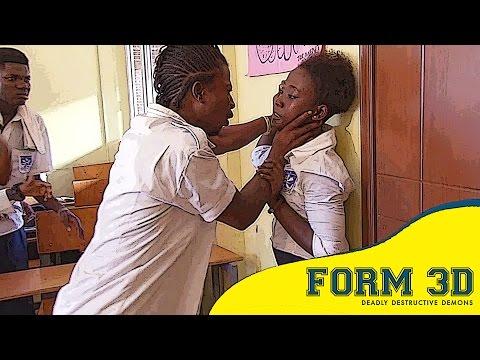 Baddest High School Class In Ghana | FORM 3D