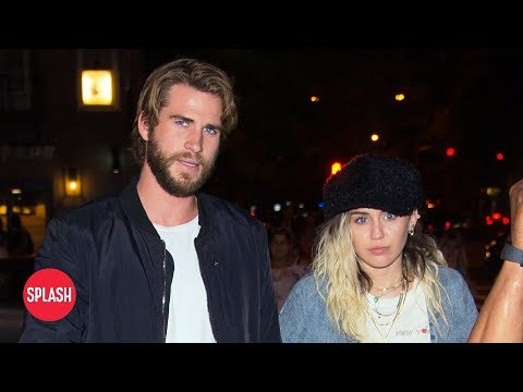 Report: Miley Cyrus and Liam Hemsworth are Married | Daily Celebrity News | Splash TV
