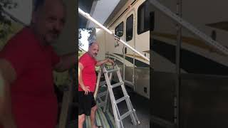Locked out of RV