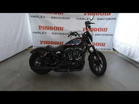 2020 Harley-Davidson Iron 1200 XL 1200NS