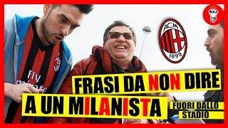 Frasi da NON dire a un Milanista prima del Derby - [Candid Camera] - theShow