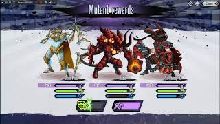 Купил нового мутанта Ахерон и играю PvP