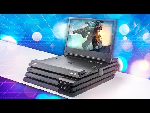 Building the Ultimate PS4 Pro
