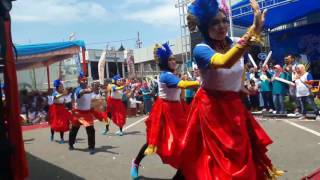 Senam Kreasi Nusantara Modern Bank Nagari Cabang Pariaman