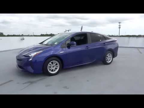 Certified Pre Owned 2017 Toyota Prius Two Eco
