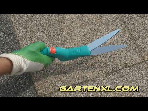 Gardena Classic Grasschere 8730-30 Gartentest der Rasenschere / Gartenschere