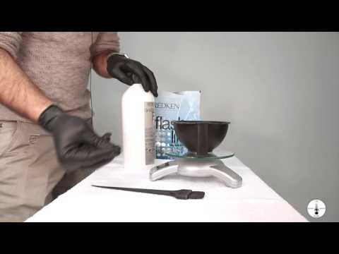 Peeling chimico da risposte di lentiggini