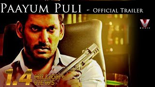 Paayum Puli - Official Trailer
