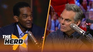 Ralph Sampson joins Colin to talk one-and-done rule, college basketball and more | THE HERD
