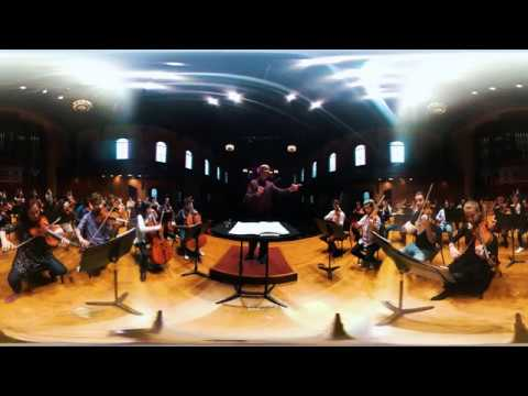 360° with the Oberlin Chamber Orchestra