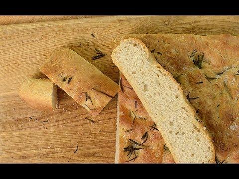 Focaccia Ekmeği Tarifi - Semen Öner - Yemek Tarifleri - Ekmekçilik#6
