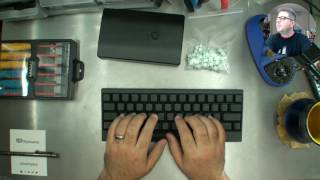 Mechanical Keyboards LIVE! After hours Testing Topre to MX sliders.