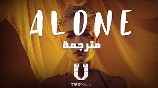 Halsey - Alone - مترجمة عربي