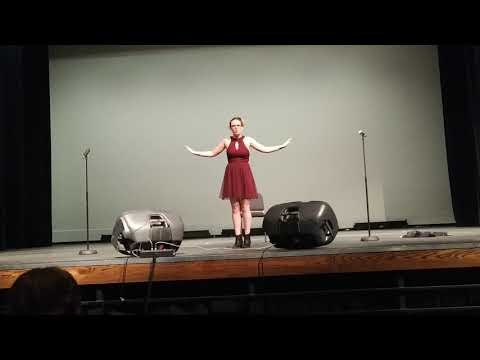 Don't Lose Ur Head - Six The Musical (Cover) - Natalie Ivaniszek
