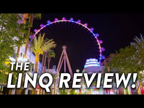 Best Vegas Hotel? (The LINQ Review)