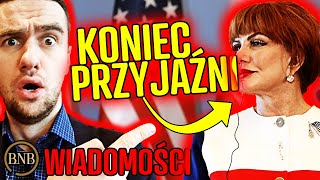 Amerykanie UDERZAJĄ w Polskę! Mosbacher MA DOŚĆ PiS | WIADOMOŚCI
