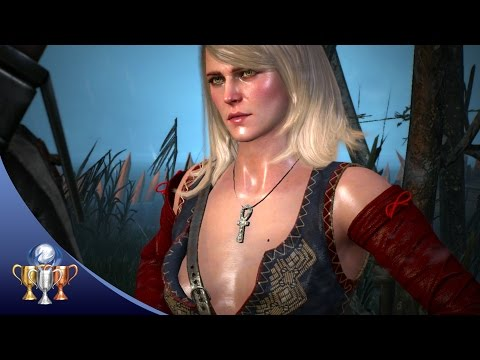 Video The Witcher 3 Wild Hunt - Keira Metz - Don't Kill Her (Friends with Benefits Part 2/Full Crew)