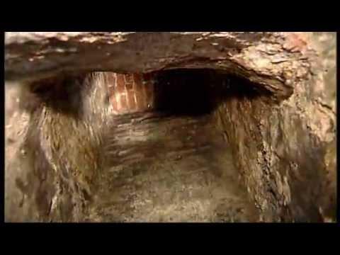 Ontdekking van de middeleeuwse kelder