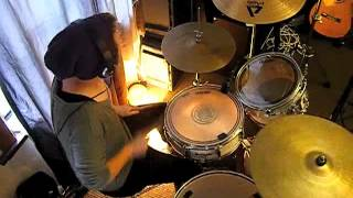 Fugazi Drum Cover -Caustic Acrostic-