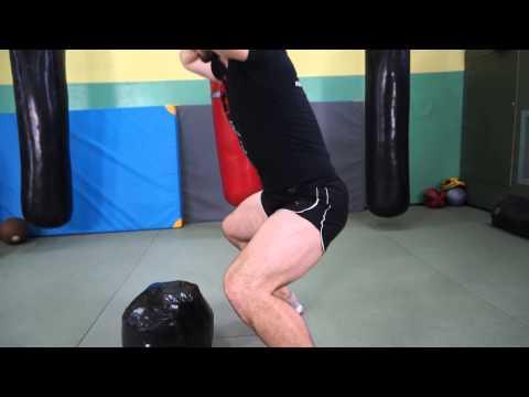 Bóle mięśni nóg i pośladków