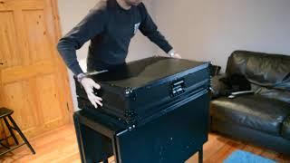 MAGMA MULTI FORMAT WORKSTATION XXL PLUS for Denon MCX-8000 Denon MC-7000  Roland DJ-808