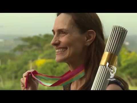 """Michele Richardson: """"Las piscinas olímpicas son mi medalla de oro"""""""