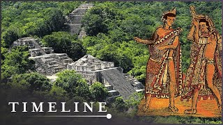 The Mission To Find The Mayan City Of La Corona | Quest For The Lost City | Timeline