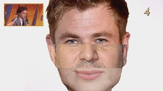 Avengers: Infinity War Cast Play 'Marvel Mash Up'