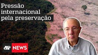 'Enquanto o Brasil não tomar medidas internas sobre a Amazônia, a narrativa externa vai continuar'