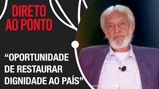 Cabo Anselmo: Espero que os brasileiros reelejam Bolsonaro