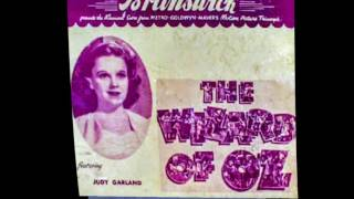 The Jitterbug -  Judy Garland -  Brunswick  -  1939