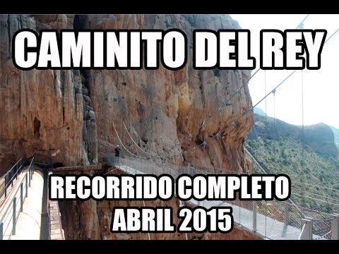 Nuevo Caminito del Rey 2015