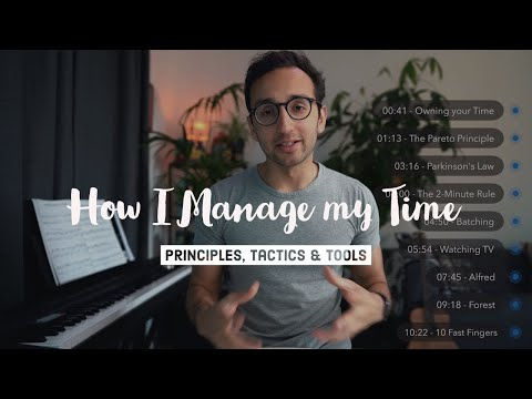 How I Manage my Time as a Doctor + YouTuber - 9 Time Management Tips