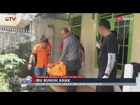 Ibu di Palembang Nekat Habisi Nyawa Anak Lalu Bunuh Diri - BIM 18/04