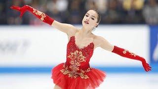 Алина Загитова - олимпийское золото
