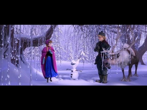 Frozen (2013) (Extended TV Spot 'Whole World')