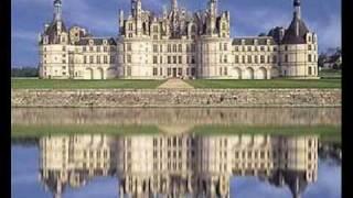 Франция, замки франции