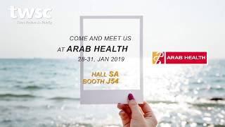 2019 Invitation ARAB HEALTH