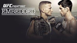 Fight Night Boston Embedded: TJ Dillashaw vs. Dominick Cruz