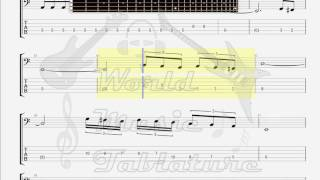 Evergrey   Trust and Betrayal BASS GUITAR TAB