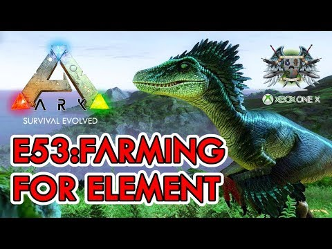 Ark Extinction| How To Get Element Dust/Tame Enforcer/Scout
