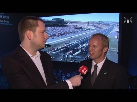 Panasonic präsentiert 3D-TV Lösungen auf der IFA 2010 (DIGITAL FERNSEHEN TV)