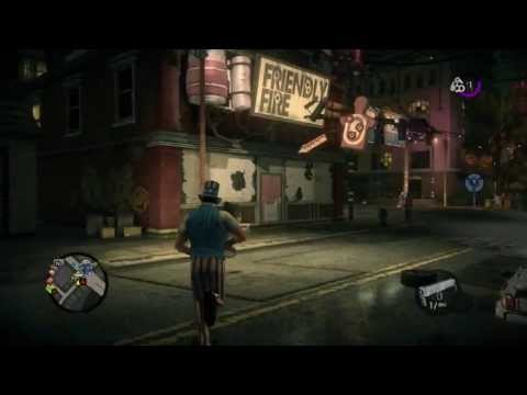 Видео № 1 из игры Saints Row IV (Б/У) [PS3]