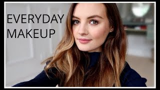 HOW I WEAR MY MAKEUP EVERYDAY | Niomi Smart - Video Youtube